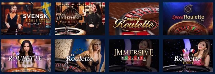 Planet live casino